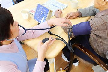 安心できる質の高い看護ケア