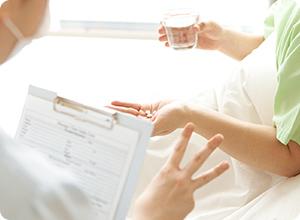 病気の悪化予防・服薬支援